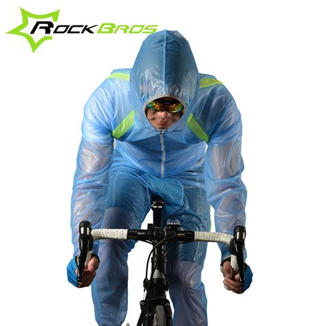 bike raincoat rockbros mtb cycling raincoat jersey multi jacket