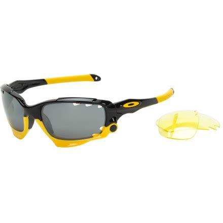 Original New Model Kacamata Aviator Polarized Sunglasses Black Frame oakley racing jacket glacier polarised sunglasses www