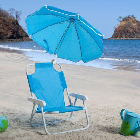 chair with umbrella attached walmart blue chair umbrella walmart