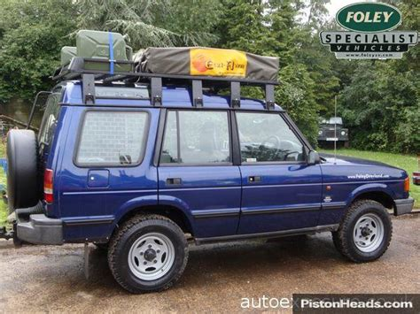 land rover overland used land rover discovery cars for sale with pistonheads