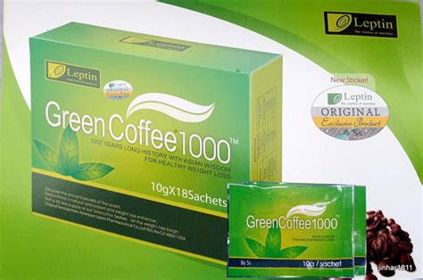 Leptin Green Coffee 1000 Pelangsing Alami 1 Box Authentic Leptin Green Coffee End 12 27 2015 7 34 Pm
