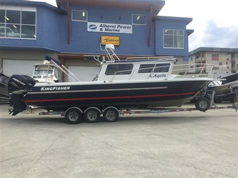 harbercraft kingfisher 3025 2011 used boat for sale in - Harbercraft Kingfisher Boats For Sale