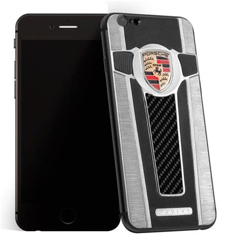 Porsche Iphone H Lle by Iphone 6 Caviar In The Style Of Luxury Cars As Bently
