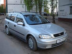 Opel Caravan 2001 Opel Astra Caravan Pictures For Sale