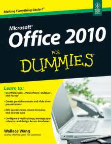 Microsoft Office Book by Ms Office 2010 Computer It Books