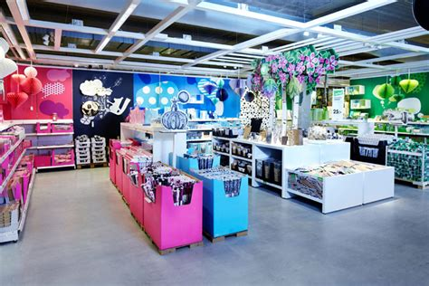 How To Make A Paper Shop - ikea 187 retail design