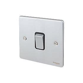 low profile light switch schneider electric ultimate low profile 1 gang 2 way 16ax