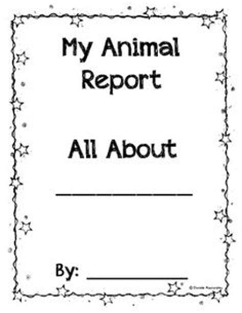 Animal Book Report Template Free Free Wanted Poster Free Bedazzler Patterns Save The Earth Free Animal Report Template