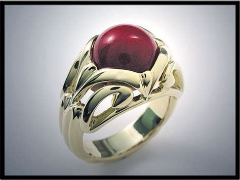 orbis jewelry quot nouveau dauphine quot ring
