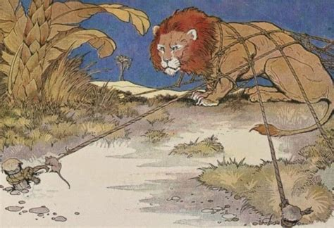the lion the mouse 45 the lion and the mouse ideas in action digital tab