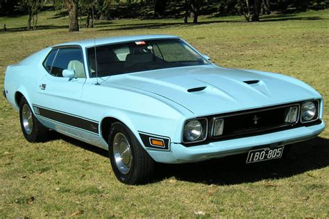 1973 Ford Mustang Sportsroof Fastback Mach 1 Burnt Orange For Sale Used Cars For Sale Ford Mustang Mach 1 Fastback Rhd Auctions Lot 25 Shannons