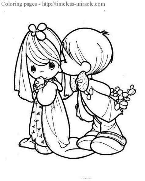 coloring pages precious moments jesus loves me precious moments wedding coloring pages