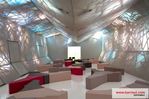 barrisol light lighting stretch ceiling more details