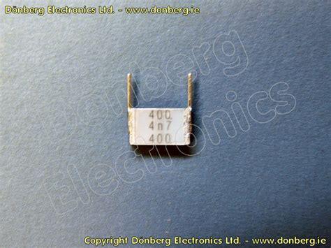 capacitor wima fkc 3 capacitor 4n7 400v wima fkc 3 capacitor