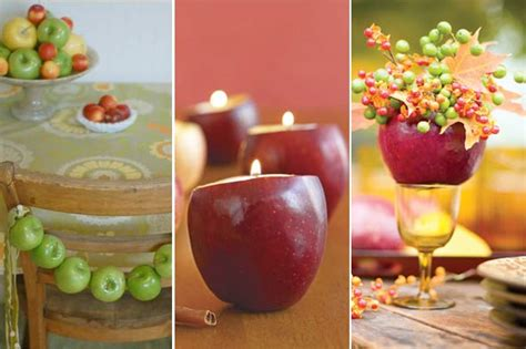 Apple Decorations by Shelterpop