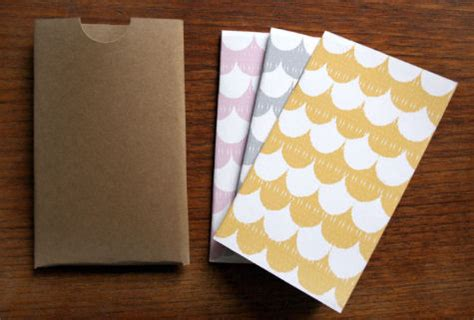 How To Make Paper Folders With Pockets - diy wednesdays pocket o lists design sponge
