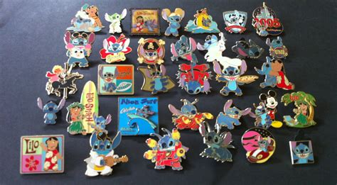 Pin Stitch stitch pins just going through the family disney pin colle flickr