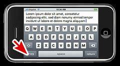 the iphone period trick