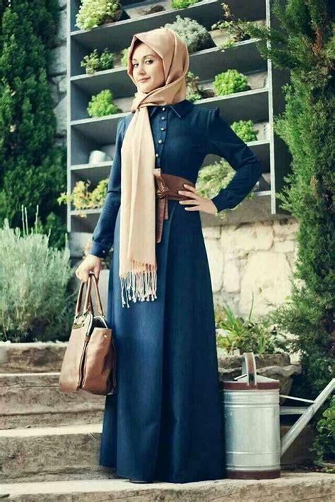 30 modern ways to wear hijab hijab fashion ideas blue cream hijab hijab pinterest hijabs hijab