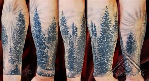 spruce tree tattoo spruce tree trees tree