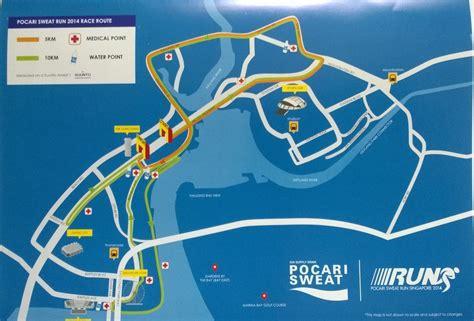 hydration 10k race pocari sweat run 2014 just run lah