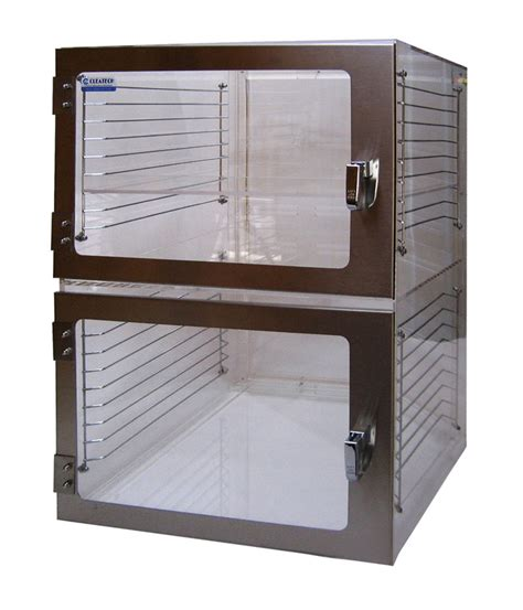 Desiccator Cabinet by Two Door Desiccator Cabinet Clear Acrylic 24x24x32 Cleatech