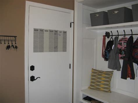 Closet Converted To Mudroom by Closet Conversion Into Mudroom Modern Detroit