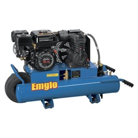 columbia heights rental air compressor 8 h p gas portable
