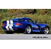 1996 Dodge Viper GTS Coupe 3 – Car Revs Dailycom