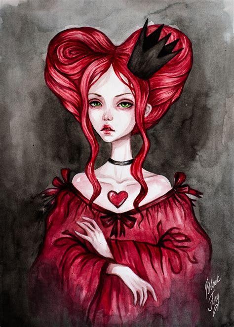 theme song queen of hearts queen of hearts by blackfurya on deviantart