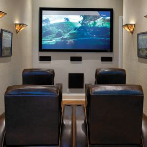 Small Home Theater Photos Home Theater Ideas And Problems For Small Rooms
