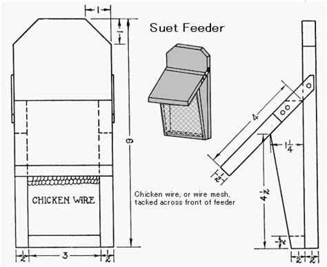 easy homemade suet feeder