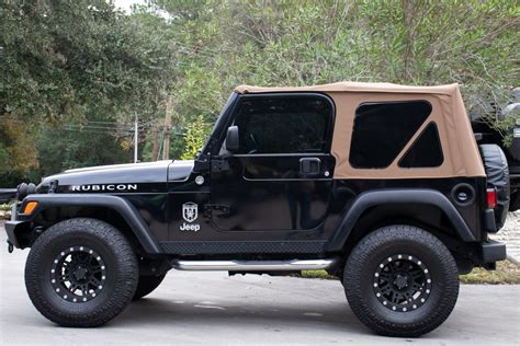 Used Rubicon For Sale by Used 2006 Jeep Wrangler Rubicon For Sale 18 995