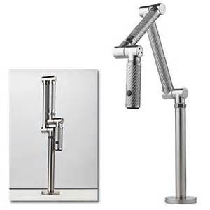 abklappbarer wasserhahn fold up faucet new kitchen and bath products this