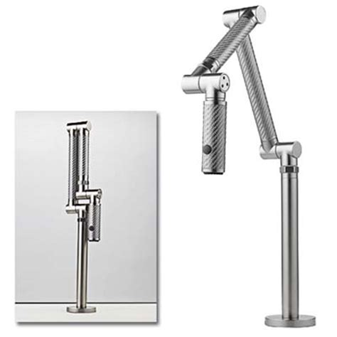 Articulating Kitchen Faucet fold up faucet new kitchen and bath products this old