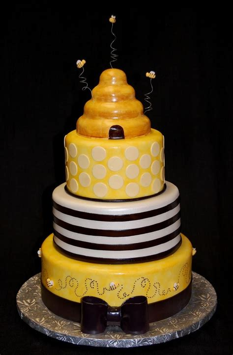 bee cake bee cake