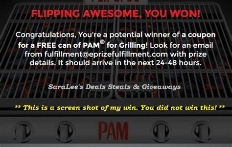 Sweepstakes Game Rooms Near Me - pam flip it to win it sweepstakes iwg 9 1 daily saralee s deals steals giveaways