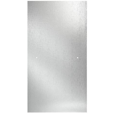 Glass Panel delta 60 in sliding bathtub door glass panels in ojo 1