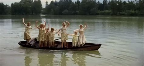 falling out of boat funny 5 stories you didn t know about the sound of music as