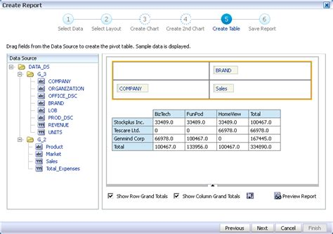 layout editor in oracle forms creating and editing reports