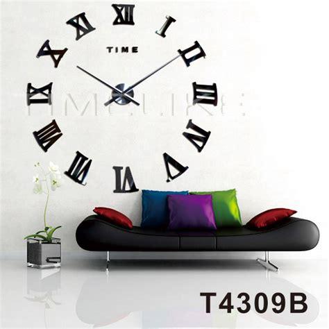 horloge murale grande taille grande horloge mains achetez des lots 224 petit prix grande horloge mains en provenance de