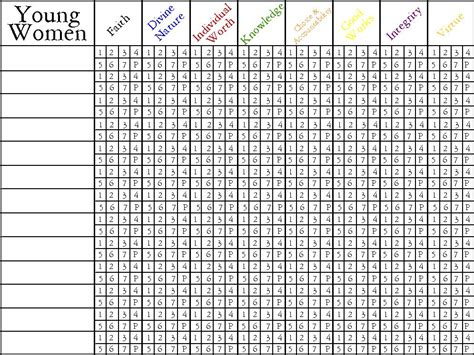 progress charts templates robbygurl s creations personal progress tracking chart