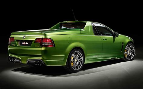 vauxhall maloo 2015 hsv gts holden maloo gm authority