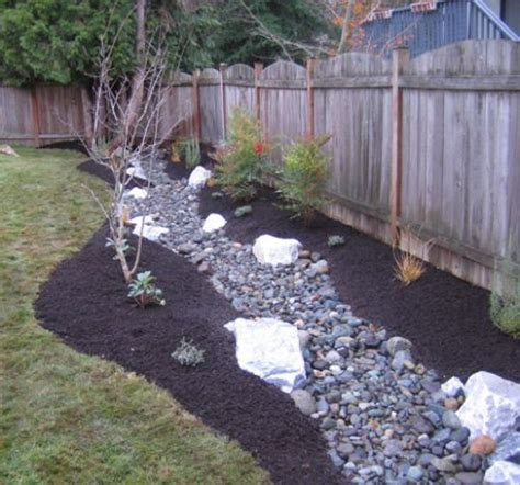 drainage ditch in backyard best 25 yard drainage ideas on pinterest drainage