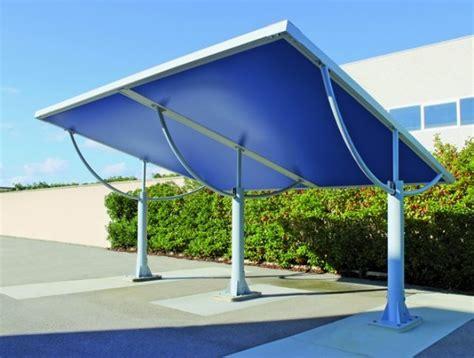tettoie in acciaio tettoia parking tettoia in acciaio e pvc per riparo