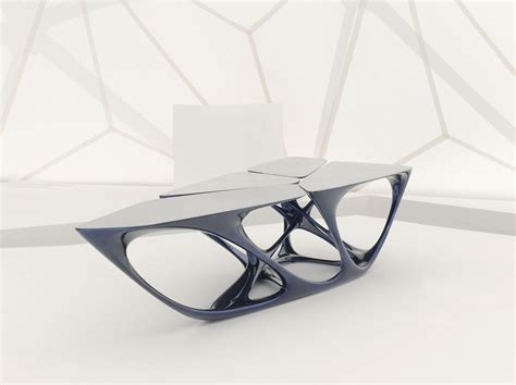 """""""Mesa"""" Table design by Zaha Hadid for Vitra   Tododesign by Arq4design"""