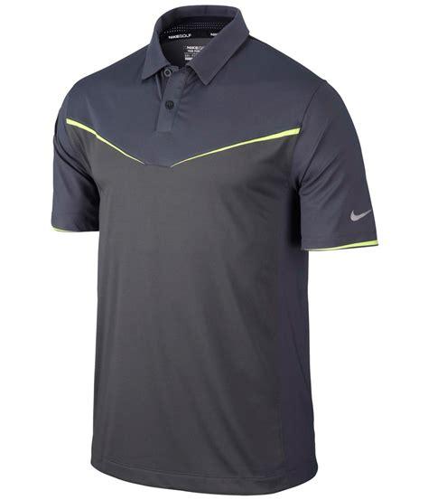 Nike Golf Polo Shirt nike mens innovation colour block golf polo shirt 2014 golfonline