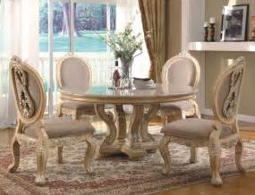 Antiqued White Dining Room Table Antique White Dining Room Table And Chairs Alliancemv