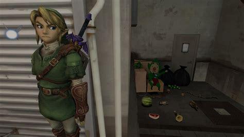 Legend Of Zelda Map Gmod | the legend of zelda a link downtown gmod by sanderooh