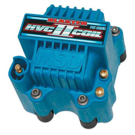 Coil Ignition Koil Racing Kawahara msd blaster hvc ii racing ignition coil 44 000 v blue competition products